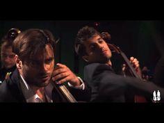 2CELLOS - Bach Double Violin Concerto in D minor (1st movement) - YouTube