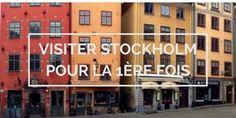 Visiter Stockholm pour la première fois : conseils et astuces Plan Restaurant, Voyage Suede, Stockholm Travel, Voyage Europe, City Break, Travel Goals, Trip Planning, Sweden, Road Trip