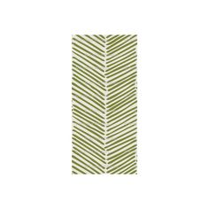 Freeform Arrows Large moss on natural ❤ liked on Polyvore