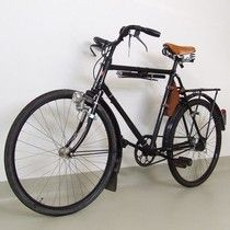 now this is a bicycle...built for comfort, not for speed...a Swiss type 3...love it!