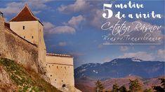5 motive de a vizita Cetatea Râşnov Mountains, Nature, Travel, Blog, Naturaleza, Viajes, Destinations, Blogging, Traveling