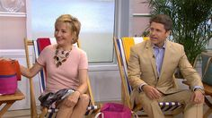 """The book """"you"""" sounded like a good read~~Kate White and Brad Thor share their summer reading picks - TODAY.com"""
