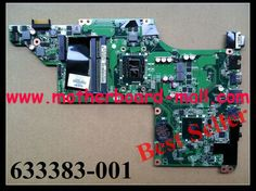 Replacement for HP 633383-001 Laptop Motherboard