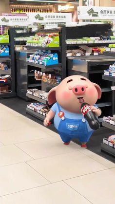 Pig Wallpaper, Cute Piglets, Small Pigs, Mini Pig, Baby Pigs, Little Pigs, Softies, Guinea Pigs, Cute Cartoon