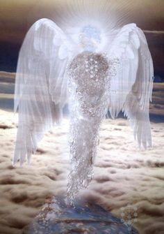 The Angelic Realm: Archangel Metatron. Angels Among Us, Angels And Demons, Angel Protector, I Believe In Angels, Ange Demon, Angel Pictures, Bible Pictures, Angels In Heaven, Heavenly Angels