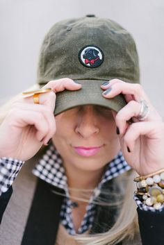 Southern Proper Baseball Cap love...who said hats can't be fashionable?!