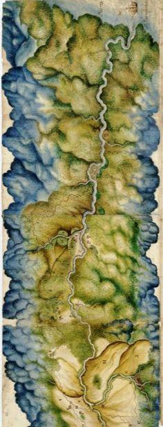 Map of Dagua River Region (1905)