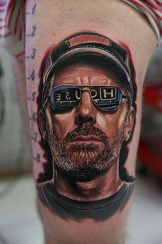 House tatoo