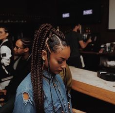 pinterest:   @snazzysoul    When your hair is magical , you can try anything   Braids  I love this