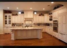Kitchen cabinets with different heights • Platinum Cabinetry in ...