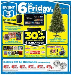 Walmart Black Friday Ad Scans and Deals | Computer Crafters