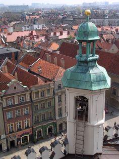 Poznan Poland, Stare Miasto [fot.Kaziemierz Fryś]