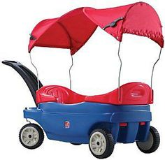Save on Step 2 Versa Seat Wagon with Canopy - TrackIf