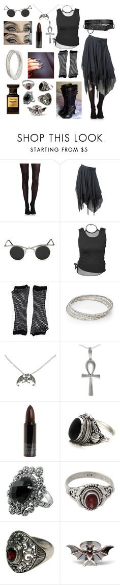 """""""fishnet summer"""" by banasheeanni ❤ liked on Polyvore featuring SPANX, Oleg Cassini, John Hardy, Journee Collection, Serge Lutens, NOVICA and Tom Ford"""