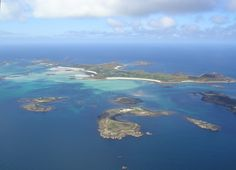 Scilly Isles , UK