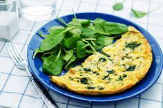Healthy Chia Seed Omelette Recipe – Kayla Itsines