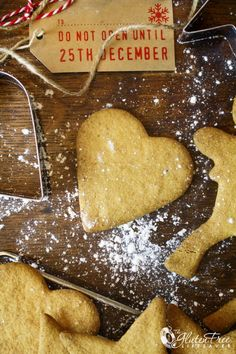The Very Best Gluten-Free Gingerbread Cookies! Scandinavian recipe with dairy-free and egg-free recipe options!