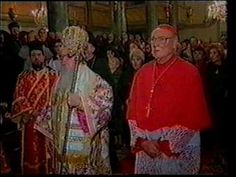 The Non-Christian Ecumenism of the Vatican