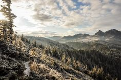 Early signs of winter in Ciucaș Mountains in Romania [19271280][OC] #reddit