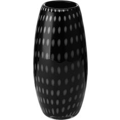Mikasa Artisan Small Onyx Confetti Vase (3.510 RUB) ❤ liked on Polyvore featuring home, home decor, vases, black, modern vase, handmade home decor, glass home decor, handmade glass vase and modern glass vase
