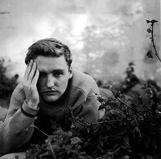 Dennis Hopper, 1960, photo by William Claxton