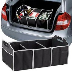Car Care Protection Tidy Organizer Storage Boot Bag For Ford Focus Hatchback