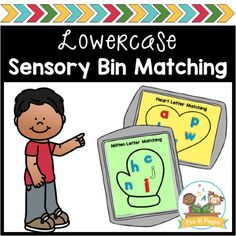 Your kids will love searching for lowercase magnetic alphabet letters in a sensory bin, and then matching them to these seasonal mats. 93 pages of learning and fun! Alphabet Activities, Hands On Activities, Literacy Activities, Magnetic Alphabet Letters, Letter A Crafts, Letter Recognition Games, Preschool Literacy, Kindergarten, Pre K Pages