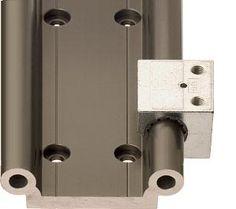 igus® drylin® W Linearführung -Doppelschiene