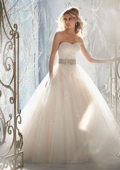 MoriLee 2013 Wedding Gown 1959