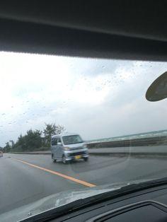 Driving in Okinawa