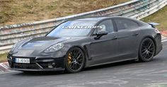 GOTCHA! This Is The All-New 2017 Porsche Panamera #Porsche #Porsche_Panamera