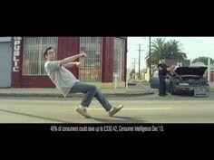MoneySuperMarket's new TV advert - How I Roll [HD] | MoneySuperMarket.com - YouTube