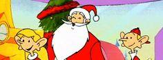 Der Weihnachtsmann mit Trixie und Guilfy