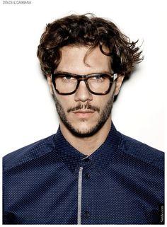 Dolce & Gabbana Showcases Fall/Winter 2014 Eyewear #opticamedicarogerio #opticarogerio