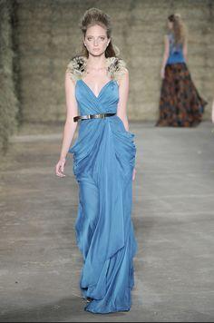 ✿ Lady in blue