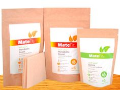I'm seriously loving this tea & its a simple cleanse to implement into any lifestyle! MateFit 14 Days Mini Teatox
