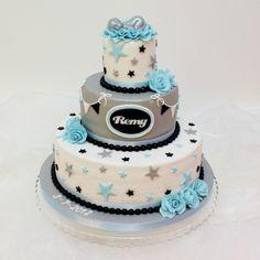 """De laatste paar taarten! En nu lekker vakantie vieren :). (Pagina 1) - Bruids- en Stapeltaarten - Het """"DeLeuksteTaarten"""" - forum"""