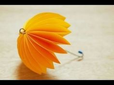 Crafts for Kids: How to make an Amazing Umbrella for Kids room step by step