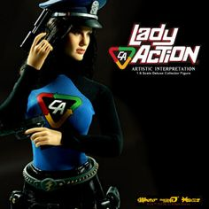 Lady Action Product Photo