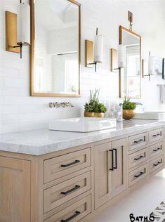 Bathroom Trends, Chic Bathrooms, Amazing Bathrooms, Bathroom Interior, Bathroom Ideas, Bathroom Makeovers, Rustic Bathrooms, Design Bathroom, Bathroom Organization