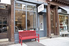 Prodigy Coffee - Best in NYC! These guys are definitely leading the way in New York. Consistency is the key with coffee retail, and with 5 baristas on rotation they nail it everytime...cortado please.
