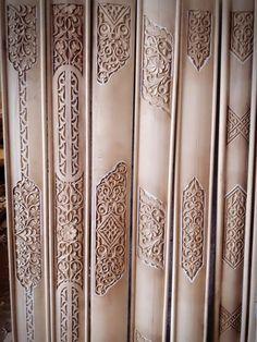 Wood Carving Designs, Cnc Plasma, Boarders, Sculpture Art, Salons, Decoration, Home Decor, Moroccan Living Rooms, Border Tiles