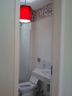 banheiro social apto jardim botânico