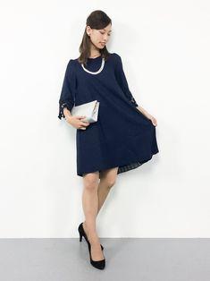 693f87a70a43b Kii(ZOZOTOWN)|PourVousのドレスを使ったコーディネート - WEAR
