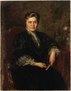 Laura Spelman Rockefeller (Mrs. John D. Rockefeller, Sr.), 1903