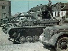 1941, Panzerkampfwagen IV Ausf.D turmnummer '421' der Panzer-Abteilung 65 / 6. Panzer-Division , operation Barbarossa.