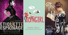 A Mighty Girl's favorite new releases and old time favorites to keep her reading all summer long!