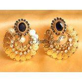 gorgeous-coin-bali-earrings-blue