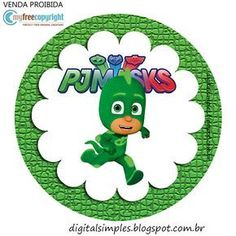 This is your source for TONS of FREE PJ Masks Party Printables. All free, the folks at Mandy's Party Printables have checked each out!