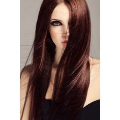 Highlights and lowlights for brunettes - autumn hair tones